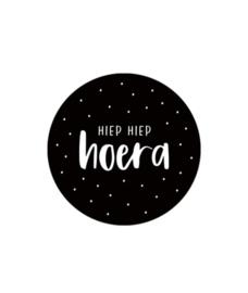 Stickers | Hiep hiep hoera