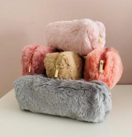 Fluffy etui