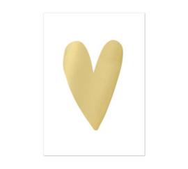 Groot hart goud
