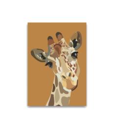 Kaart | Giraffe