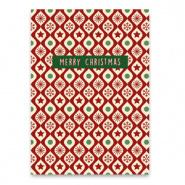 "Sieradenkaart ""Merry Christmas"""