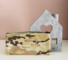 Etui | Camouflage-Beige