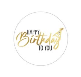 Kadosticker | Happy birthday to you