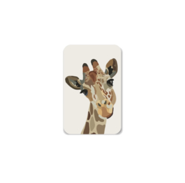 Minikaart | Giraffe