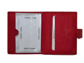 Gekleurd creditcardhoesje