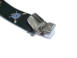 Dart Bretels met extra sterke clips