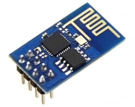 ESP8266 WIFI module (ESP01)