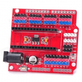 Arduino nano V3.0 uitbreidingsboard