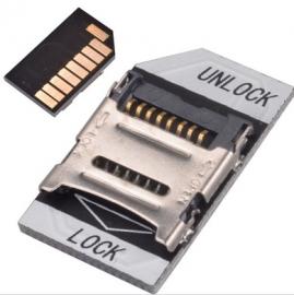 microSD naar SD adapter
