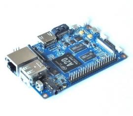 BananaPI M1+ mini computer, de originele van SinoVoip!