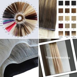 Hairextensions colors