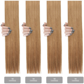 Hairextension color  #10 stijl
