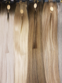 Hairwefts