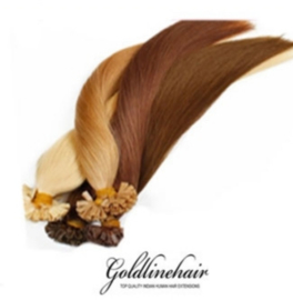 Hairextensions-Stijl