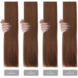 Hairextensions color #06 stijl