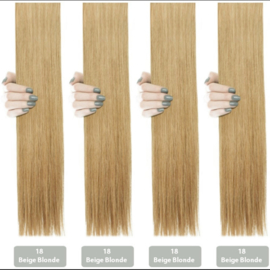 Hair  weft #18 Beige  Blonde #18