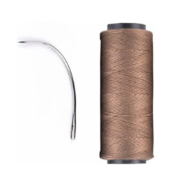 C vorm weave naald