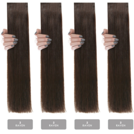Hairextension color #02 stijl