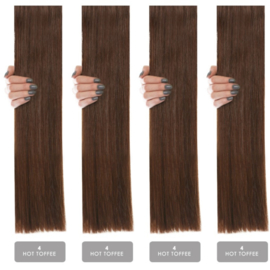 Hair  weft  #4 Hot Toffee