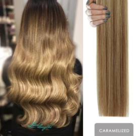 Hairweft  # Caramalized