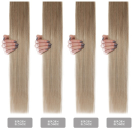 Hairextension color #Bergen blonde