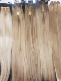 Hairwefts stijl