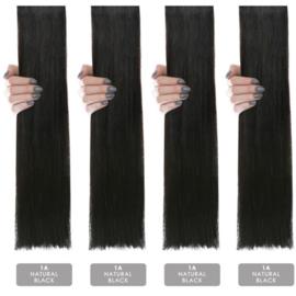 Goldlinehair-Zwart bruin #1b