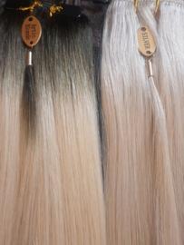 Hairweft  # Artic Blonde
