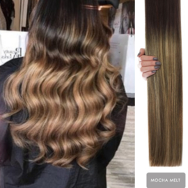 Hairwefts Mocha Melt