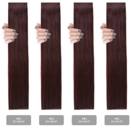 Hairextension color #99J stijl