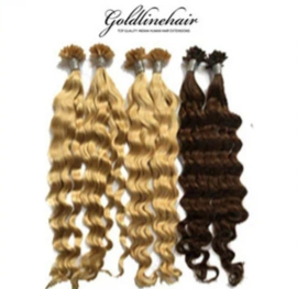 Hairextensions krul