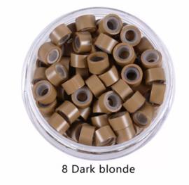Micro Beads #8 Dark Blonde