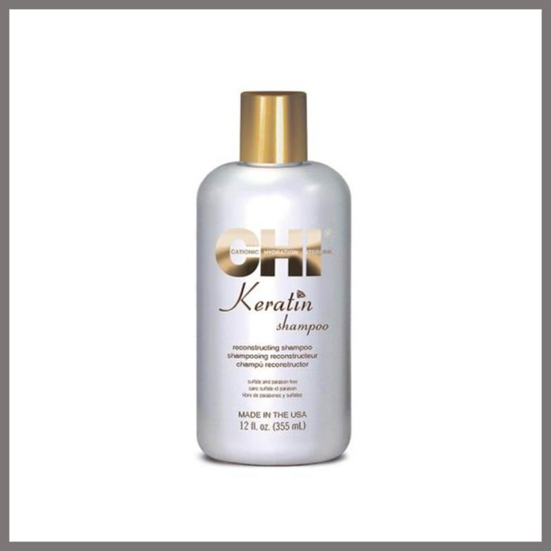 chi keratine shampoo