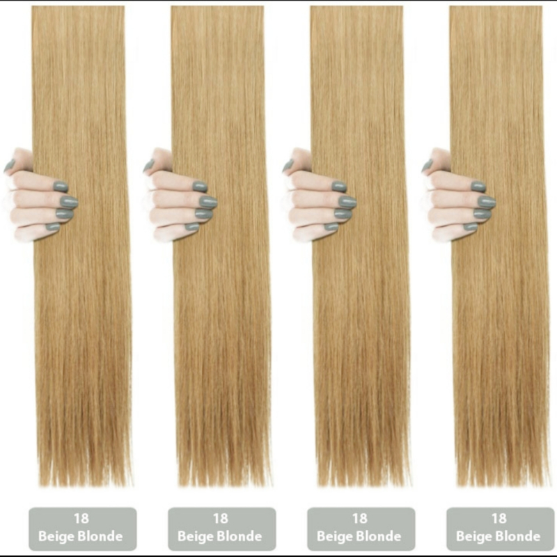Hairwefts krul/curly #18