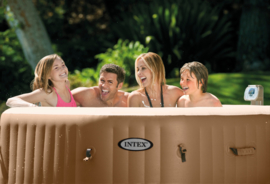 Alles over de Intex jacuzzi/Intex hot tub