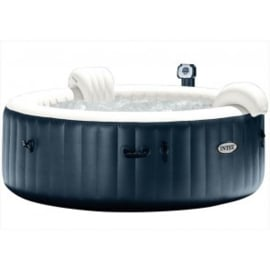 Intex jacuzzi met bubbels