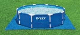 Intex Grondzeil zwembad 472 x 472 cm (28048)