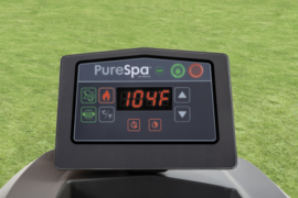 Intex PureSpa Jet & Bubble Deluxe 4 persoons (achthoekig) 2020 model