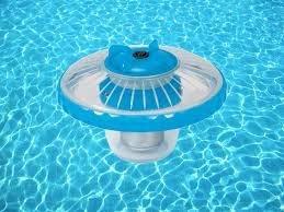 Zwembadverlichting