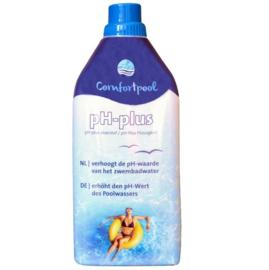 PH-plus vloeistof 1 liter Comfortpool