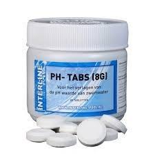 Interline pH Minus Tabletten (80 stuks) (52781312)