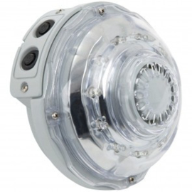 Multicolerd Led light with hydroelectric power for jet & bubble jacuzzi