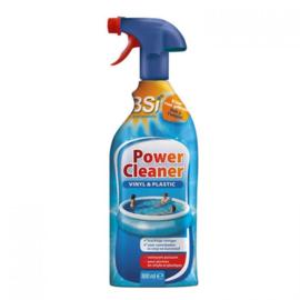 Power cleaner voor vinyl & kunststof jacuzzi en zwembad