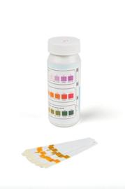Teststrips 3in1 voor Chloor en pH en alkaniteit (25 stuks) (PTK07/3way )