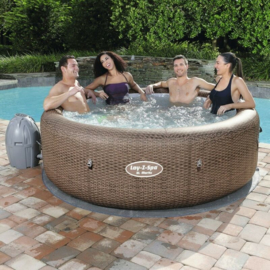 Lay-Z-Spa St Moritz AirJet bubbelbad 5-7 pers