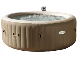 Intex PureSpa Bubble Massage Ø 196cm 4 persoons-model