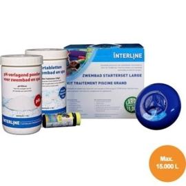 Interline Starterspakket Zwembadreiniging groot (52781123)