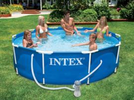 Intex zwembaden-alles over het onderhoud en het gebruik