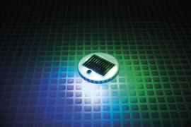 Solar drijvende  zwembadverlichting (28695)