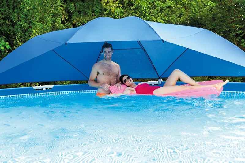 Intex zwembad zonwering (Pool Canopy) (28050)